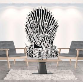 Vinyle paroi game of thrones