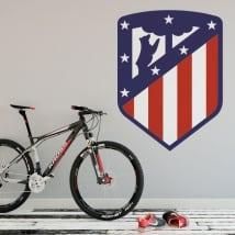 Vinyle club sportif de madrid bouclier