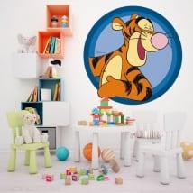 Vinyle murs les enfants tigger winnie the pooh
