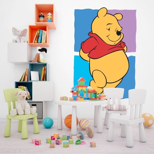 Vinyle et autocollants winnie the pooh