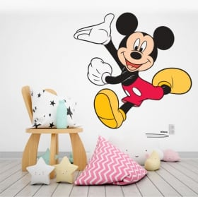 Autocollants pour enfants disney mickey mouse