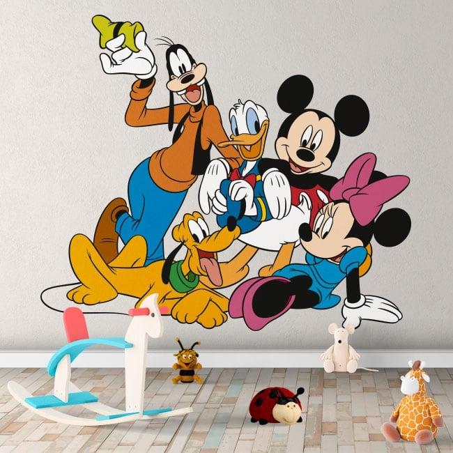 Vinyle décoration pour enfants personnages disney