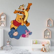Autocollants disney winnie the pooh