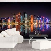 Papiers peints ville de doha qatar