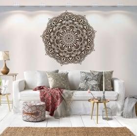 Vinyle adhésif mandalas de décoration