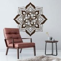 Vinyle décoratif et des autocollants mandala indien