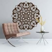 Vinyle décoratif mandala indien