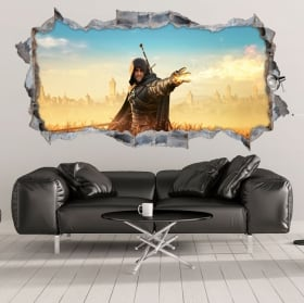 Décoratif vinyl The Witcher 3 Wild Hunt