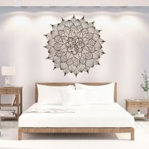Vinyle mandala à décorer