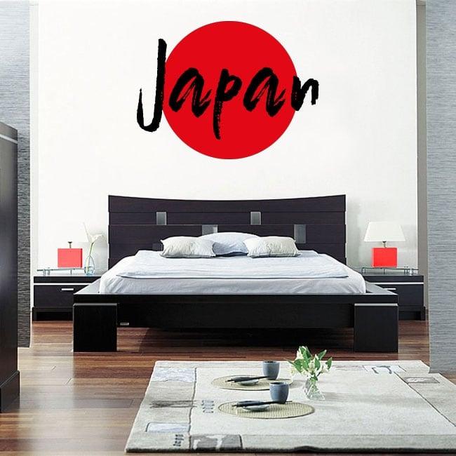 Vinyle décoratif et autocollants du japon