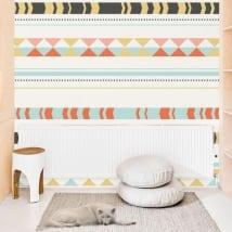 Murales de vinyle décoration de style boho