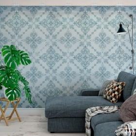 Photomuraux vinyles les murs style vintage