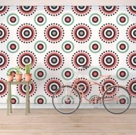 Photomuraux vinyles les murs décoration ethnique