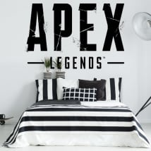 Autocollants en vinyle apex legends