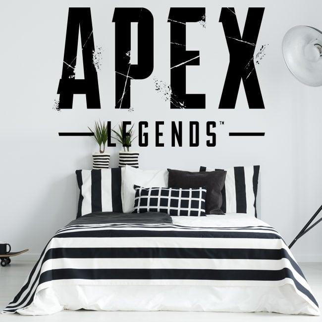 Autocollants en vinyle apex legends