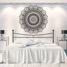 Vinyle et autocollants mandalas à décorer