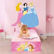 Vinyle décoratif princesses disney