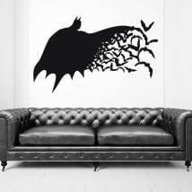 Vinyle murs batman