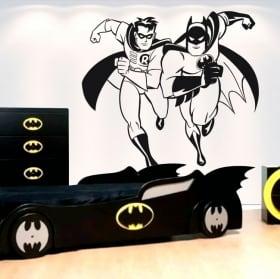 Vinyle décoratif de batman