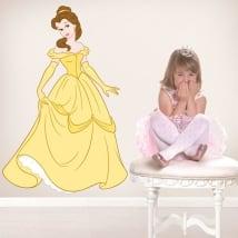 Vinyle enfants ou jeunes princesse disney beauté