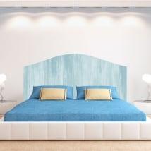 Vinyles pour têtes de lit