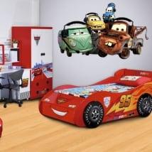 Vinyle pour enfants disney cars