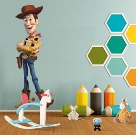 Autocollants pour enfants toy story