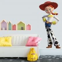 Vinyle enfants ou jeunes disney jessie toy story