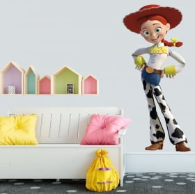 Vinyle pour enfants woody toy story