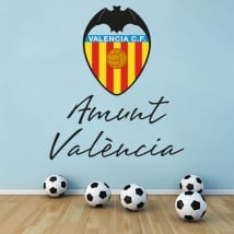 Vinyle et autocollants valencia club de football