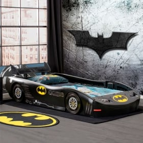 Murales de vinyle batman gotham city impostors