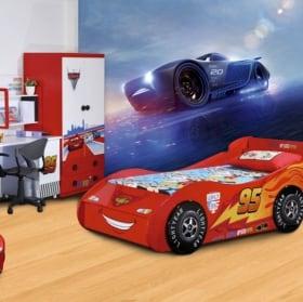 Murales pour enfants disney les voitures