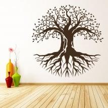 Vinyle décoratif et autocollants l'arbre de vie