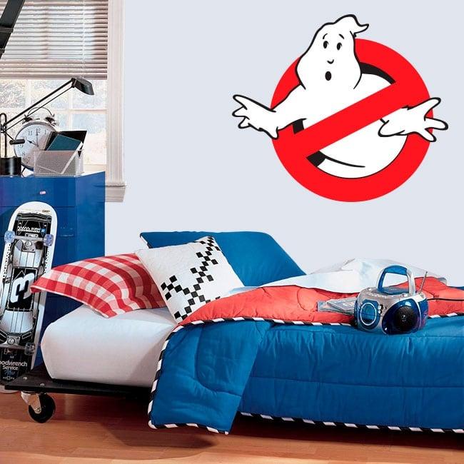 Vinyle et autocollants ghostbusters