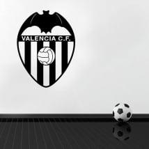 Vinyle décoratif et autocollants bouclier du club de football de valence