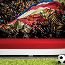 Papiers peints stade de football de mestalla valencia cf