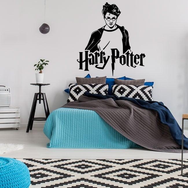 Vinyle et stickers muraux harry potter