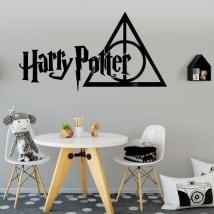 Vinyles et autocollants harry potter