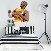 Vinyles kobe ​​bryant les lakers de los angeles