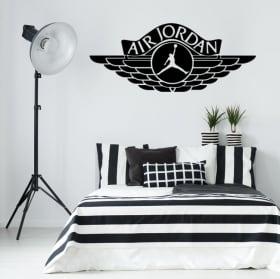 Vinyles décoratifs et autocollants air jordan