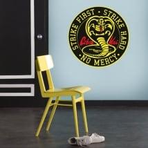Vinyles décoratifs cobra kai