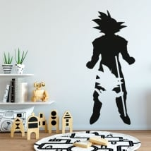 Vinyles et autocollants dragon ball