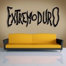 Vinyles décoratifs et autocollants extremoduro