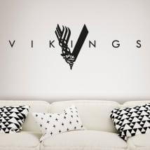 Vinyles décoratifs et autocollants vikings