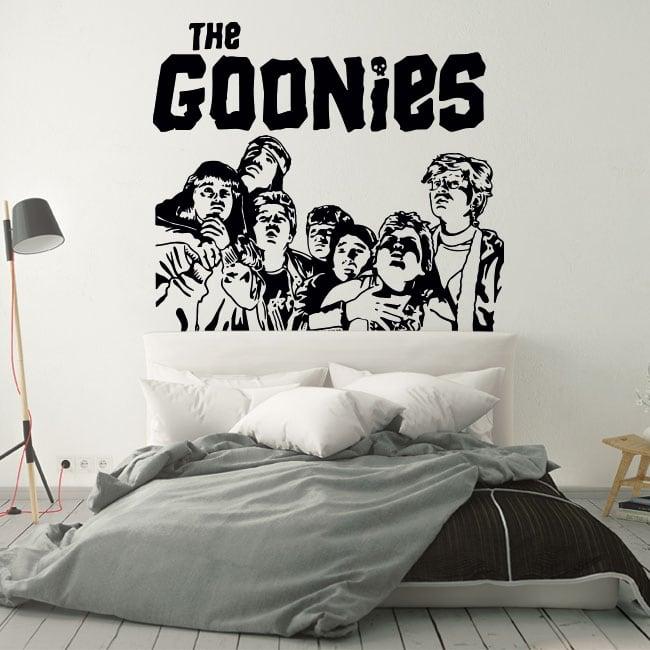 Vinyles adhésifs the goonies