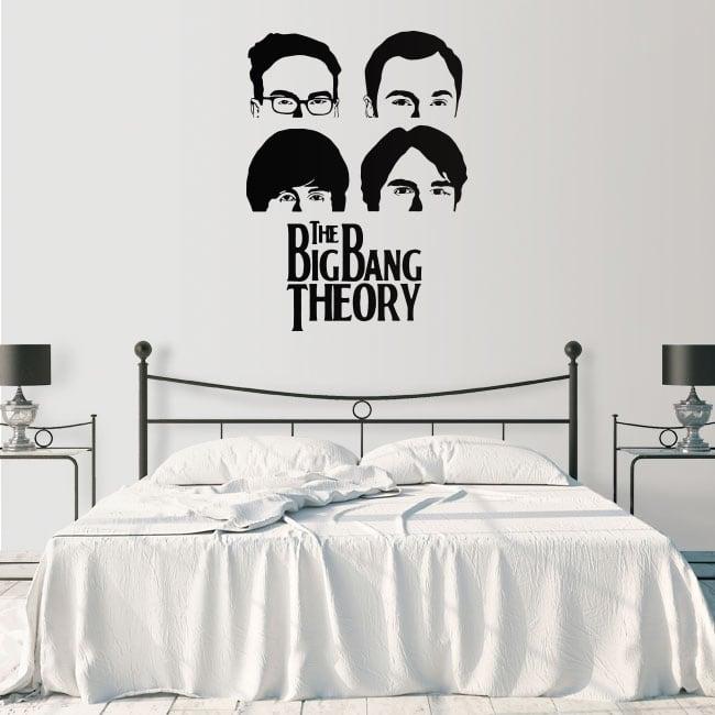 Vinyles la théorie du big bang
