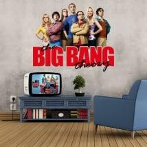 Vinyles adhésifs la théorie du big bang