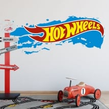 Vinyles décoratifs et autocollants hot wheels