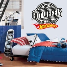 Vinyles et autocollants hot wheels