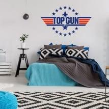Vinyles et autocollants top gun